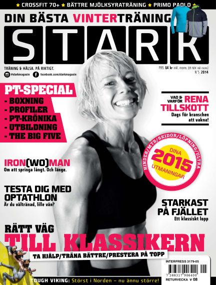 STARK Magasin (Inga nya utgåvor) December 02, 2014 00:00