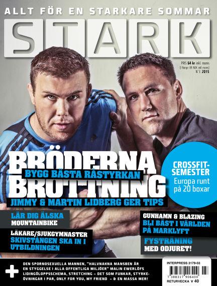 STARK Magasin (Inga nya utgåvor) July 20, 2015 00:00