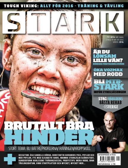 STARK Magasin (Inga nya utgåvor) March 14, 2016 00:00