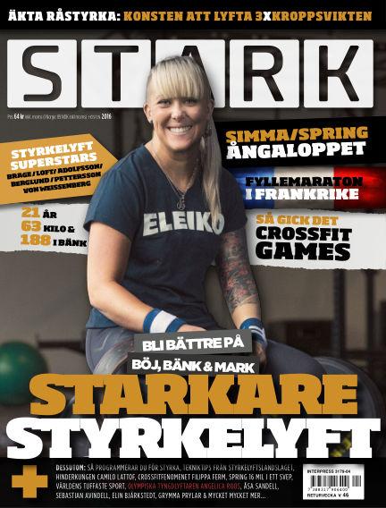 STARK Magasin (Inga nya utgåvor) September 27, 2016 00:00