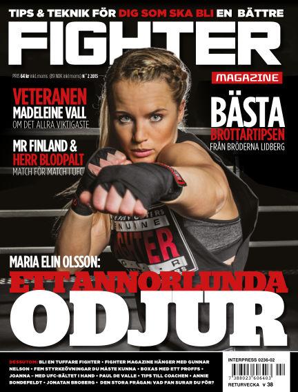 Fighter Magazine (Inga nya utgåvor) July 29, 2015 00:00