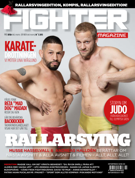 Fighter Magazine (Inga nya utgåvor) November 09, 2015 00:00