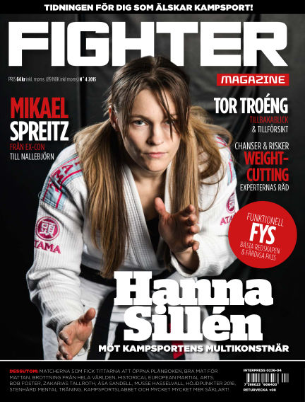 Fighter Magazine (Inga nya utgåvor) January 05, 2016 00:00