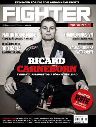 Fighter Magazine (Inga nya utgåvor) 2016-03-19