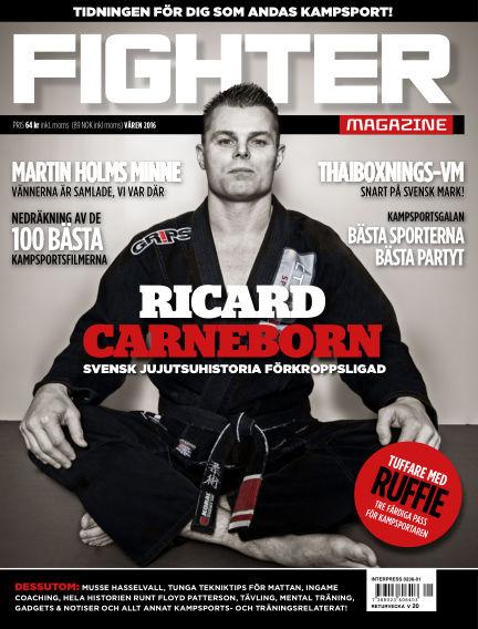 Fighter Magazine (Inga nya utgåvor) March 19, 2016 00:00