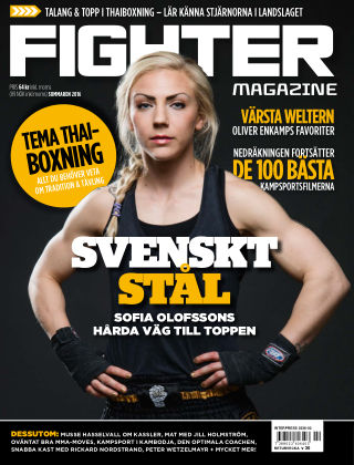 Fighter Magazine (Inga nya utgåvor) 2016-05-24