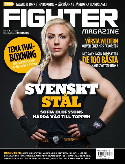 Fighter Magazine (Inga nya utgåvor)