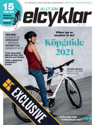 Allt om Elcyklar 2021-04-16