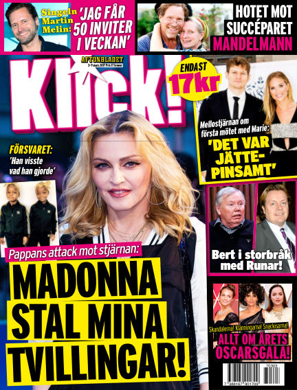 Klick! March 03, 2017 00:00