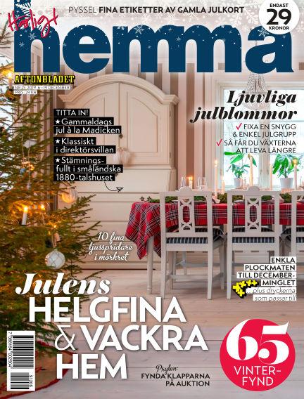 Härligt hemma December 06, 2019 00:00