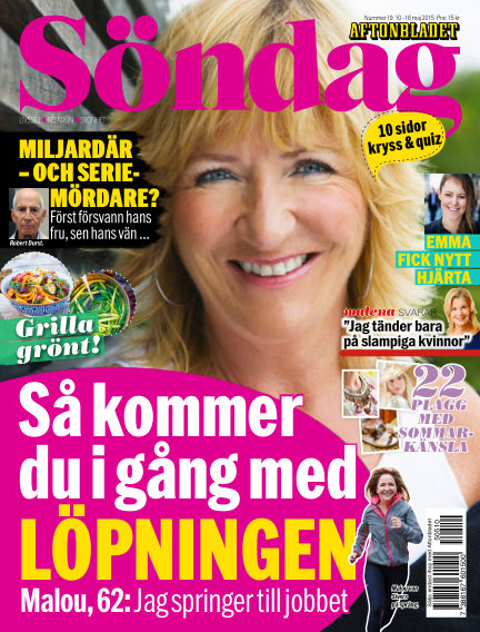 Aftonbladet Söndag May 10, 2015 00:00