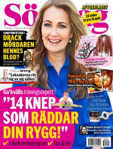 Aftonbladet Söndag April 19, 2015 00:00