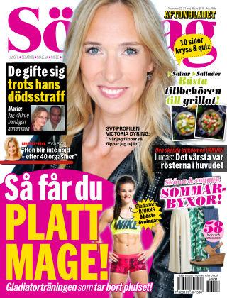 Aftonbladet Söndag 2015-05-31