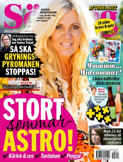 Aftonbladet Söndag June 14, 2015 00:00