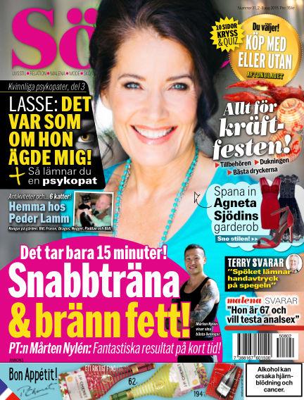 Aftonbladet Söndag August 02, 2015 00:00