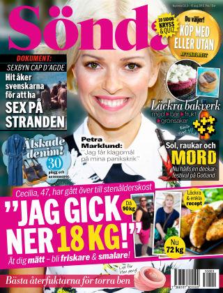 Aftonbladet Söndag 2015-08-09