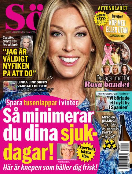 Aftonbladet Söndag October 25, 2015 00:00