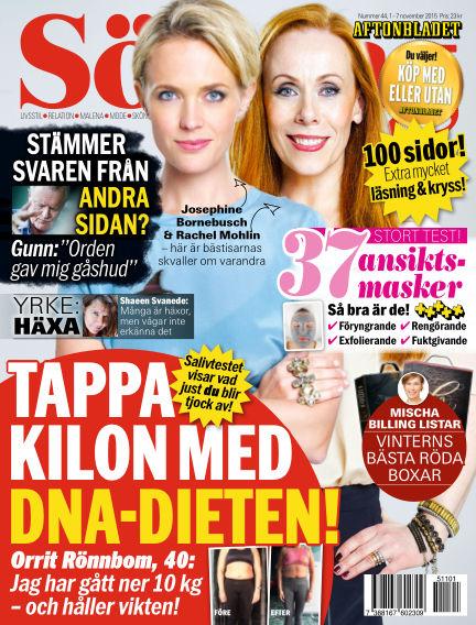 Aftonbladet Söndag November 01, 2015 00:00