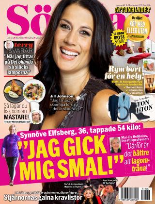 Aftonbladet Söndag 2015-11-08