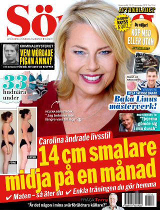 Aftonbladet Söndag 2015-11-15