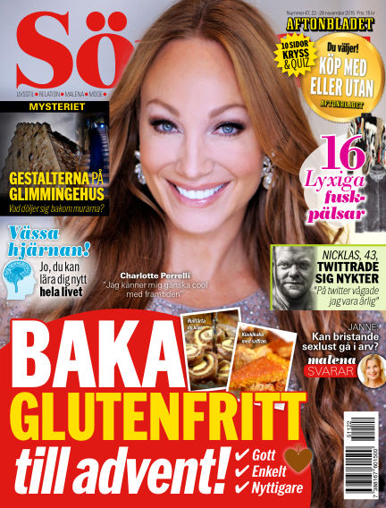 Aftonbladet Söndag November 22, 2015 00:00