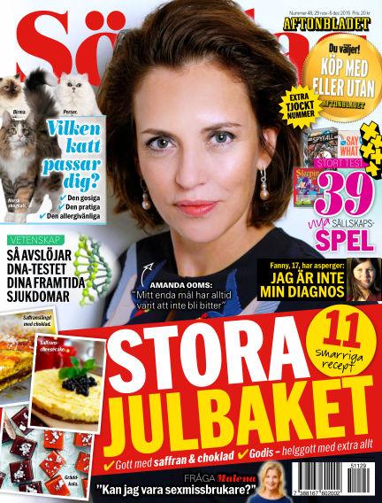 Aftonbladet Söndag November 29, 2015 00:00