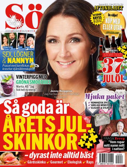 Aftonbladet Söndag December 06, 2015 00:00