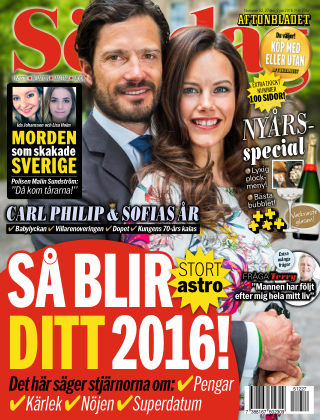 Aftonbladet Söndag 2015-12-27
