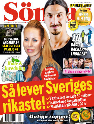 Aftonbladet Söndag 2016-01-10