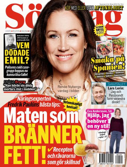 Aftonbladet Söndag January 24, 2016 00:00