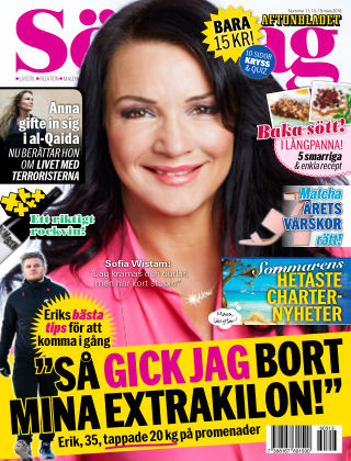 Aftonbladet Söndag 2016-03-13