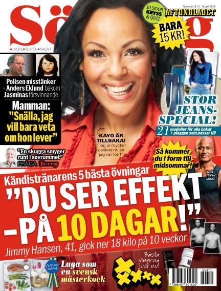 Aftonbladet Söndag April 10, 2016 00:00