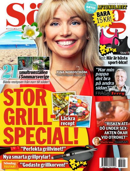 Aftonbladet Söndag May 15, 2016 00:00