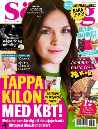 Aftonbladet Söndag 2016-05-22