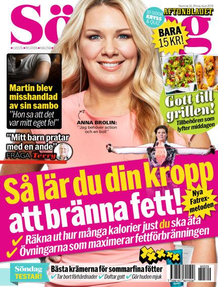 Aftonbladet Söndag May 29, 2016 00:00