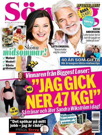 Aftonbladet Söndag June 19, 2016 00:00