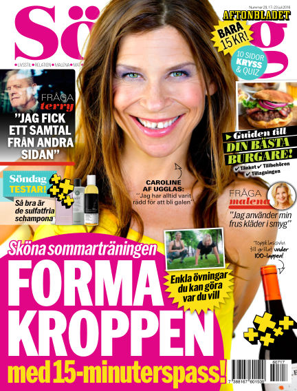 Aftonbladet Söndag July 17, 2016 00:00