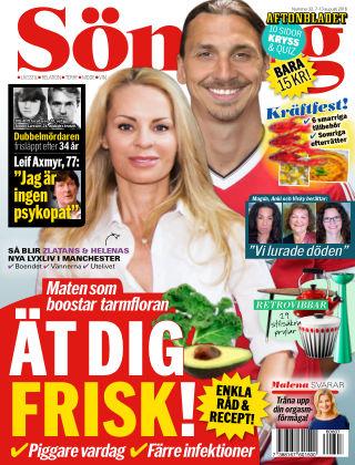 Aftonbladet Söndag 2016-08-07