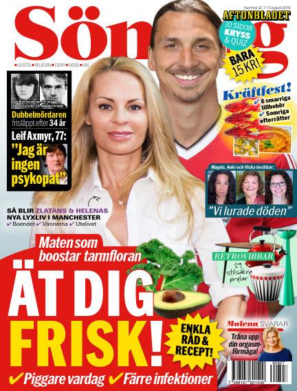 Aftonbladet Söndag August 07, 2016 00:00