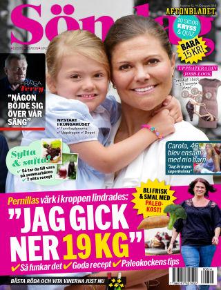 Aftonbladet Söndag 2016-08-14