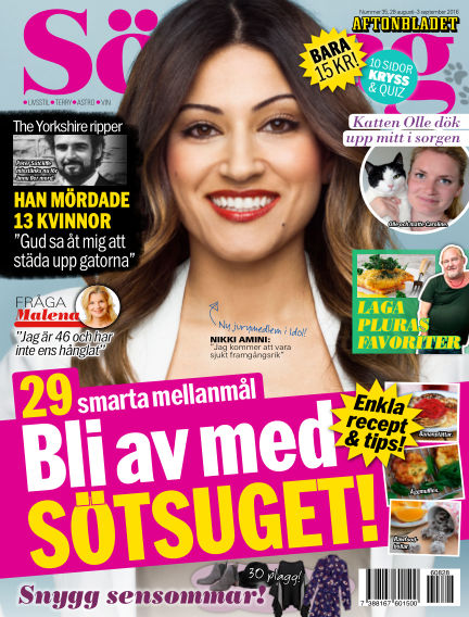 Aftonbladet Söndag August 28, 2016 00:00