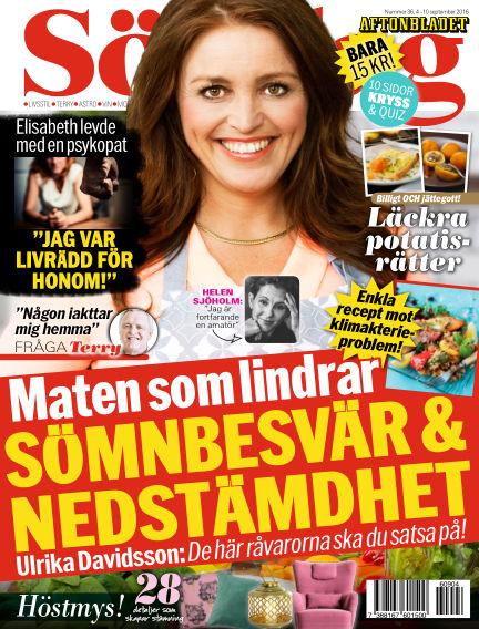 Aftonbladet Söndag September 04, 2016 00:00