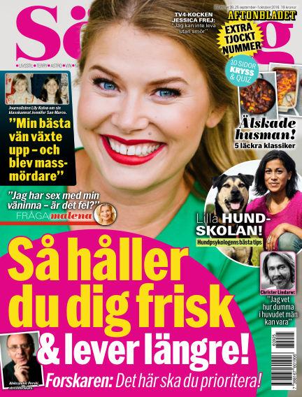 Aftonbladet Söndag September 25, 2016 00:00