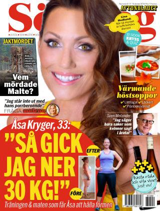 Aftonbladet Söndag 2016-10-09