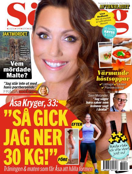 Aftonbladet Söndag October 09, 2016 00:00