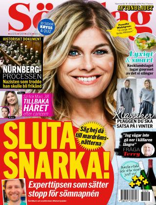 Aftonbladet Söndag 2016-10-16