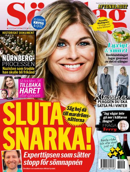 Aftonbladet Söndag October 16, 2016 00:00