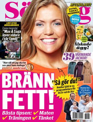 Aftonbladet Söndag 2016-10-30