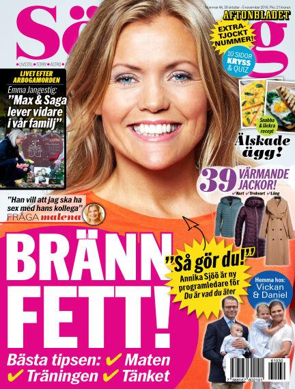 Aftonbladet Söndag October 30, 2016 00:00