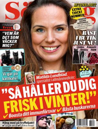 Aftonbladet Söndag 2016-11-06
